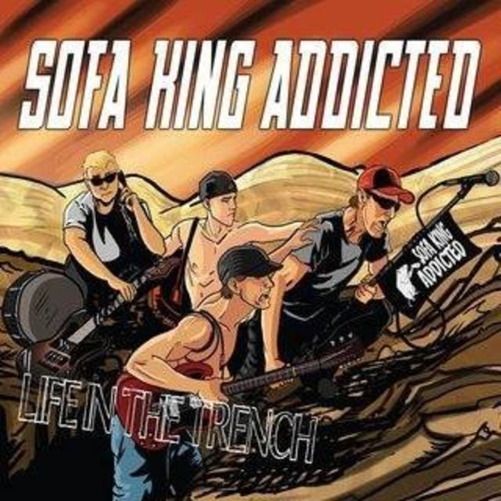 Sofa King Addicted Tour Dates