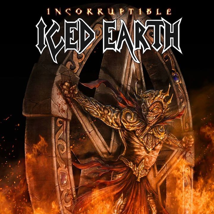 Iced Earth @ Hellraiser - Leipzig, Germany