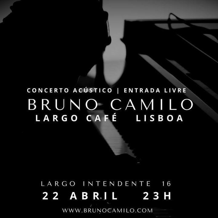 Bruno Camilo Tour Dates
