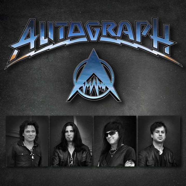 Autograph Tour Dates