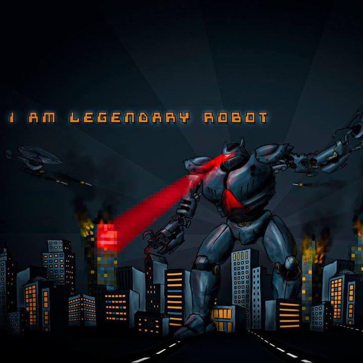 I Am Legendary Robot Tour Dates