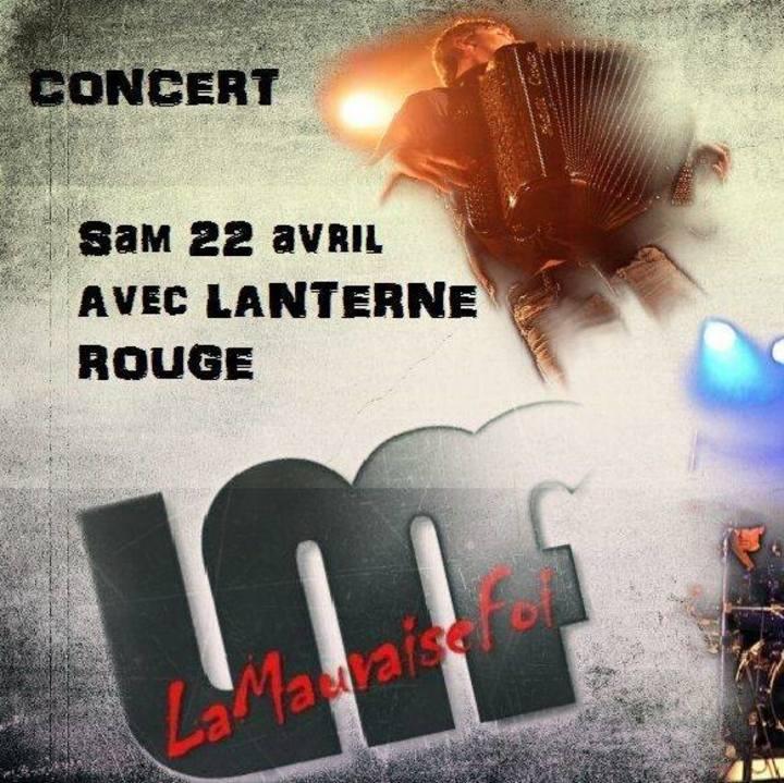 La Mauvaise Foi Tour Dates