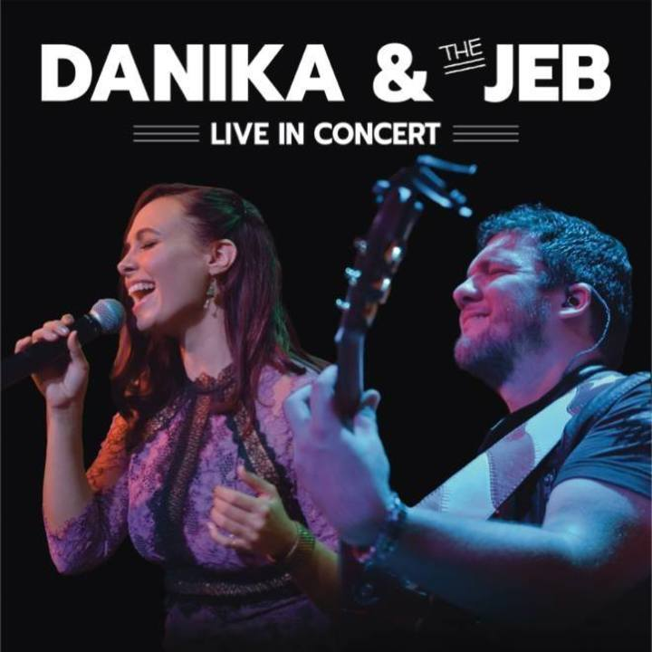 Danika & The Jeb @ Dog House Concerts - Waxhaw, NC