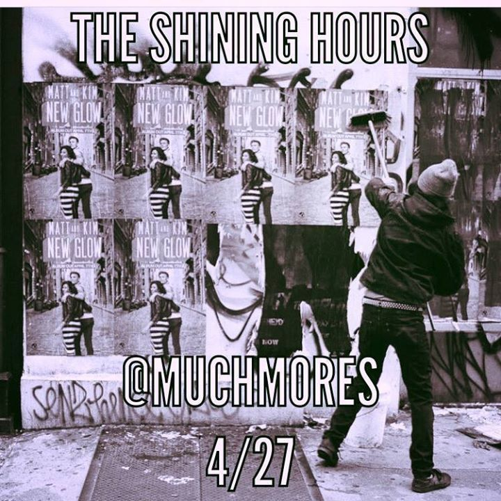 The Shining Hours Tour Dates