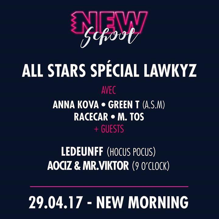 Lawkyz Tour Dates
