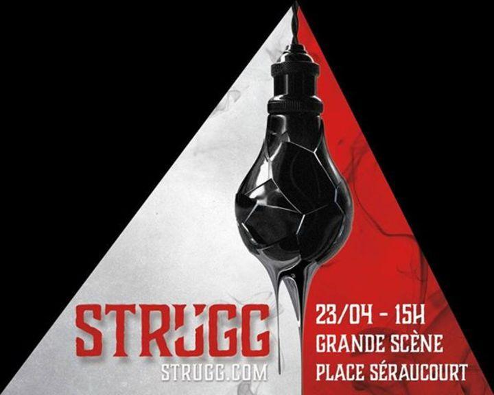 Strugg Tour Dates