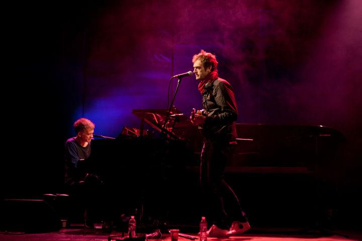 Chris Thile @ Philharmonie de Paris - Paris, France
