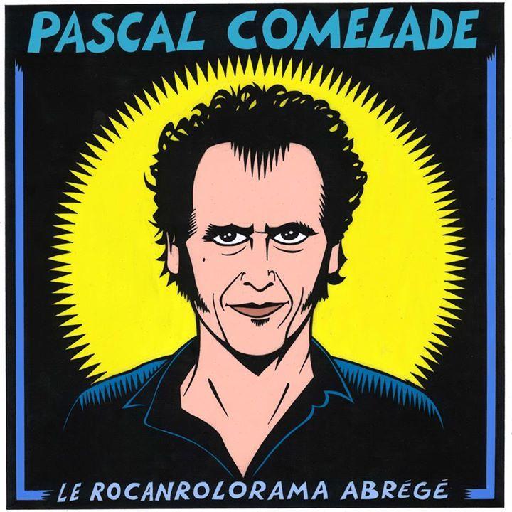 Pascal Comelade @ Théâtre Berthelot - Montreuil, France