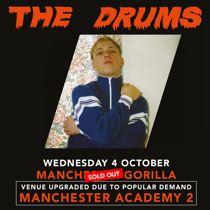 The Drums @ Academy 2 - Manchester, United Kingdom