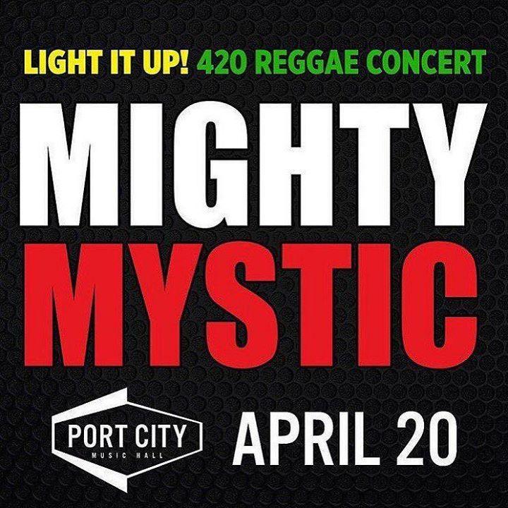 The Mighty Mystic @ Sugar shack Sessions  - Bonita Springs, FL