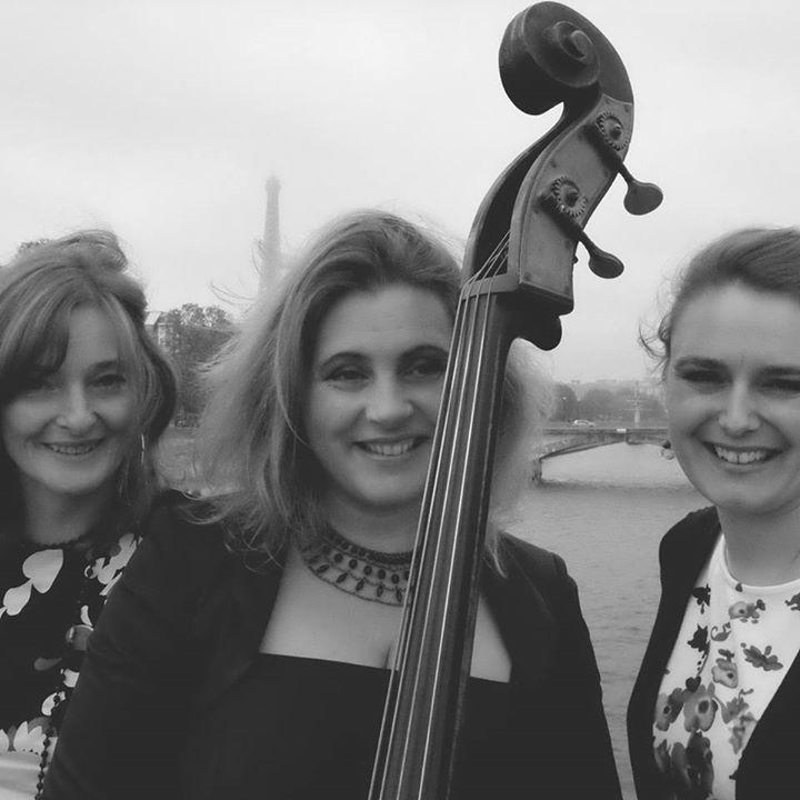 La Vie en Rose Trio Tour Dates