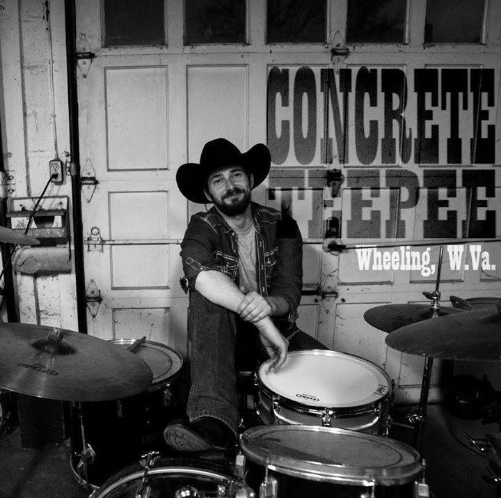 Concrete Teepee Tour Dates