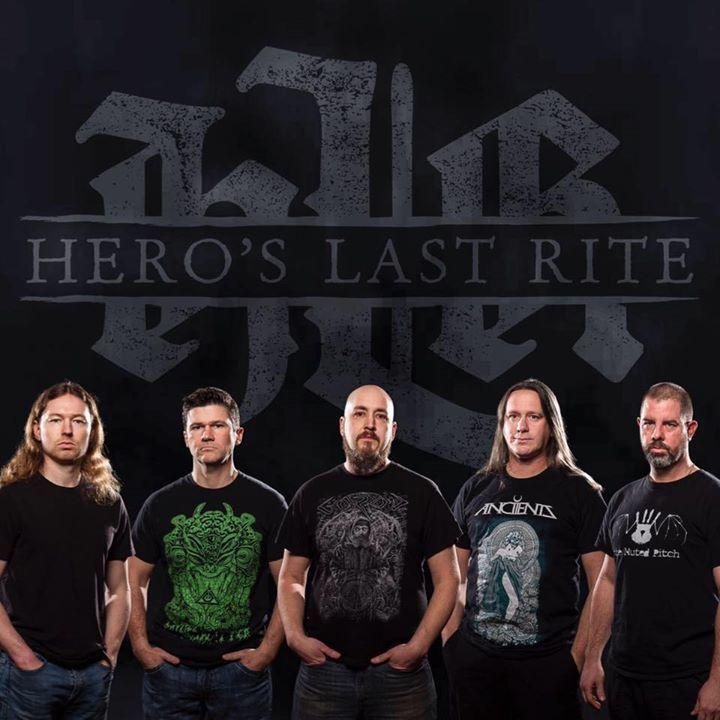 Hero's Last Rite Tour Dates