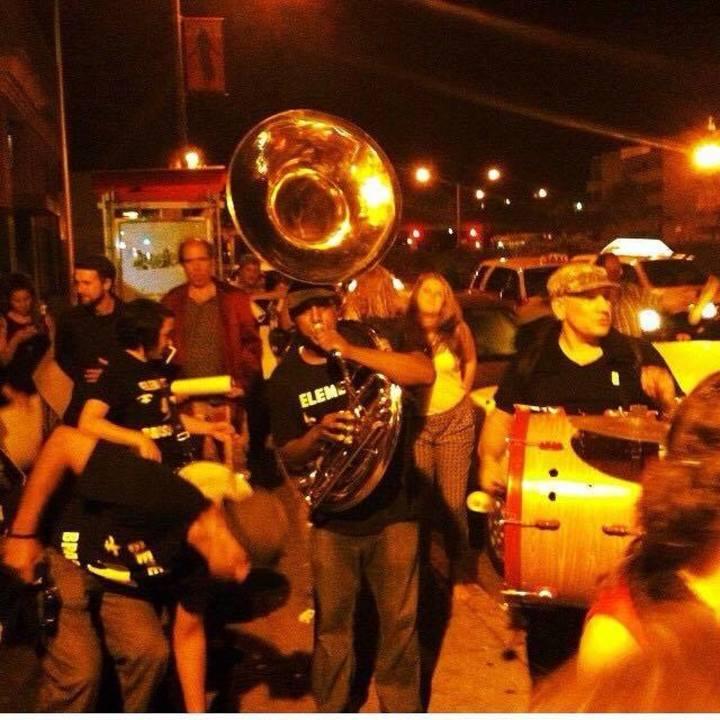 Element Brass Band Tour Dates