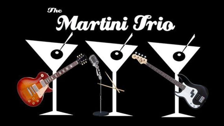 The Martini Trio Tour Dates