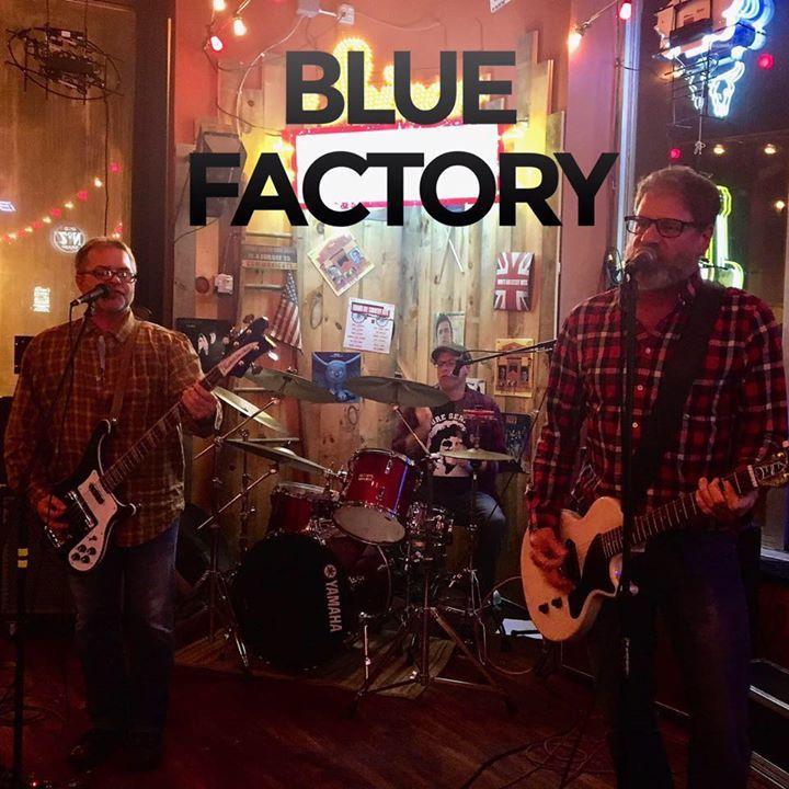 Blue Factory Tour Dates