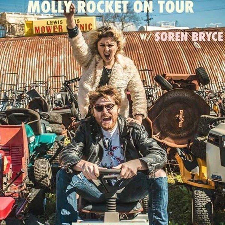 Molly Rocket Tour Dates