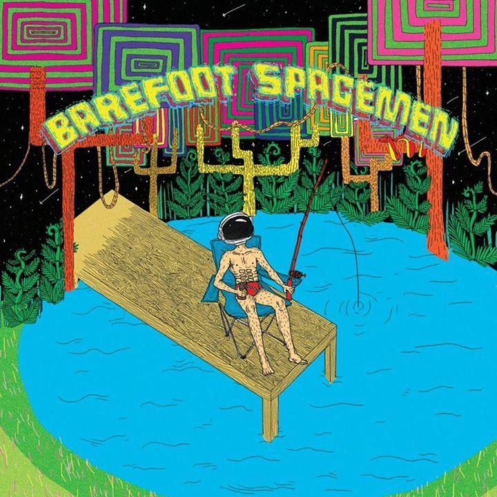 Barefoot Spacemen Tour Dates