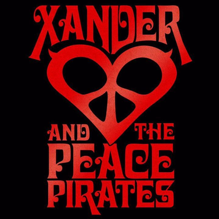 Xander & The Peace Pirates @ Muffathalle - Munich, Germany