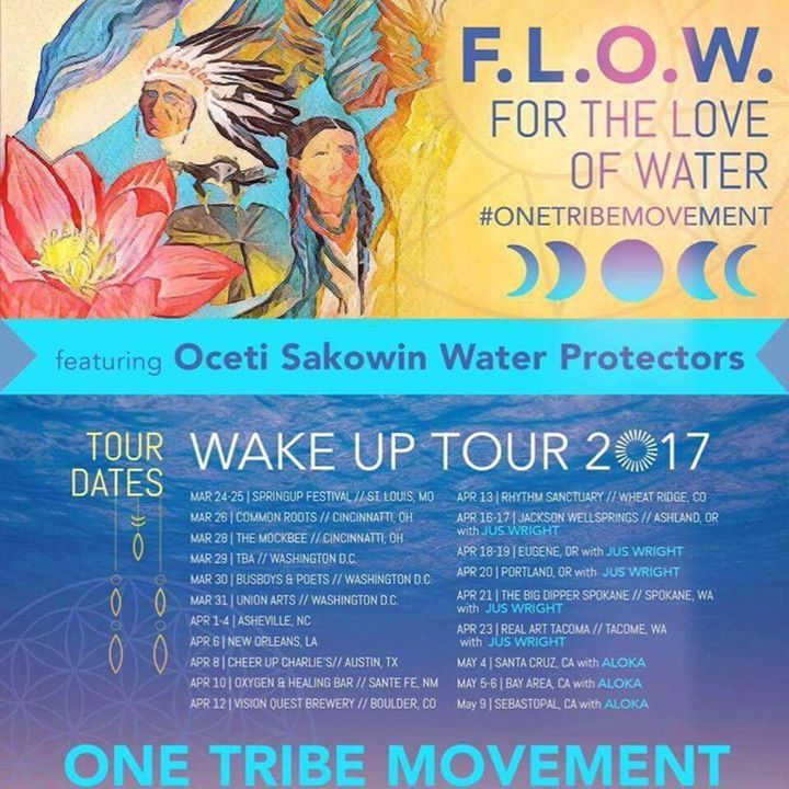 One Tribe Movement Tour Dates