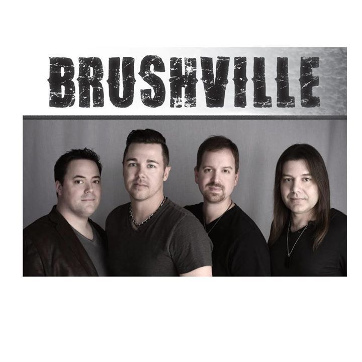 Brushville @ Red Rock - Milwaukee, WI