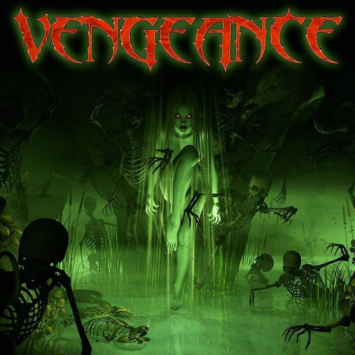 V E N G E A N C E - Connecticut Hard Rock ! Tour Dates