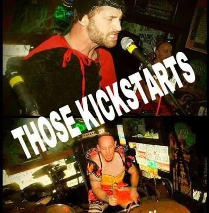 Those Kickstarts Tour Dates