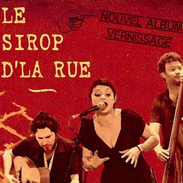 Sirop dla Rue Tour Dates