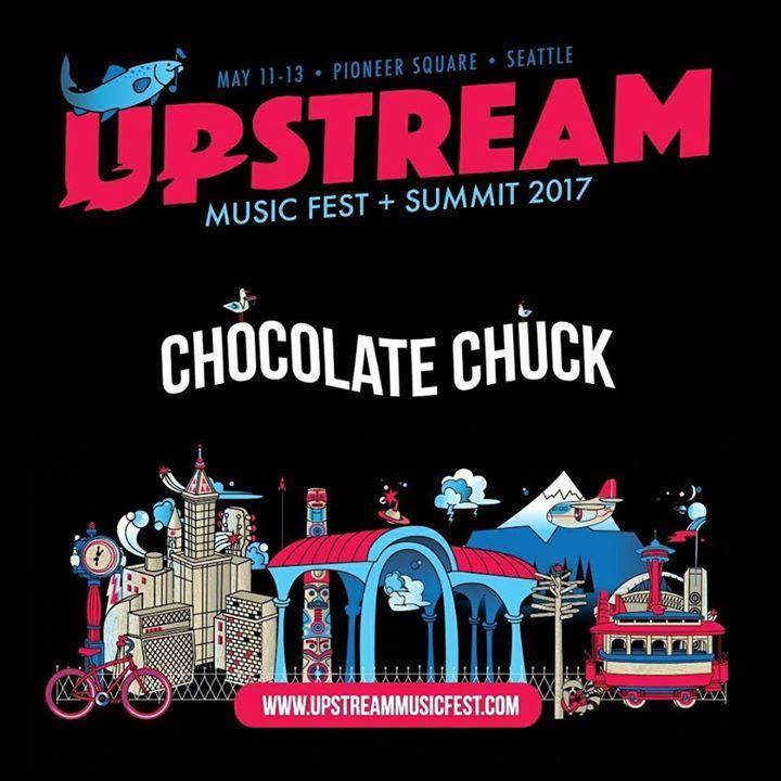 Chocolate Chuck Tour Dates