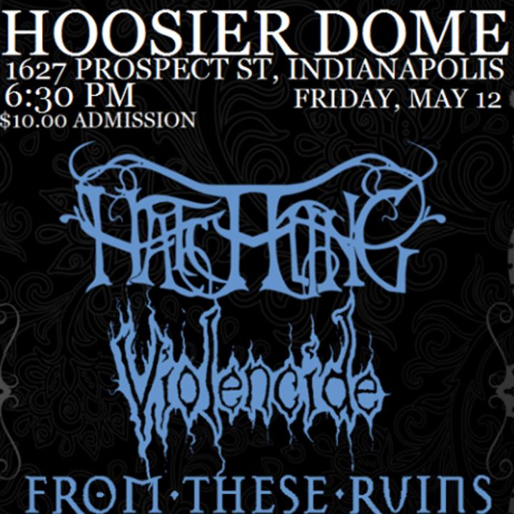 Violencide Tour Dates