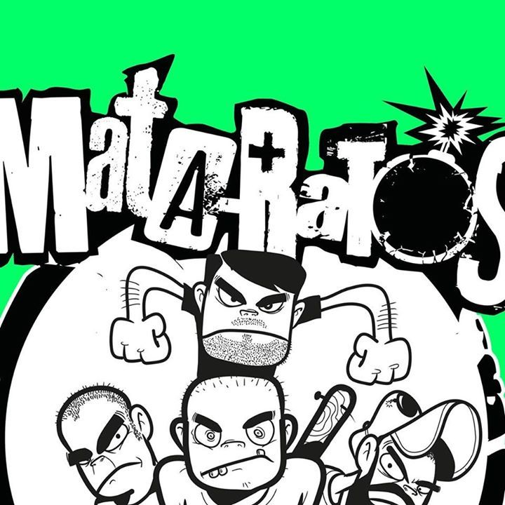 Mata Ratos Tour Dates