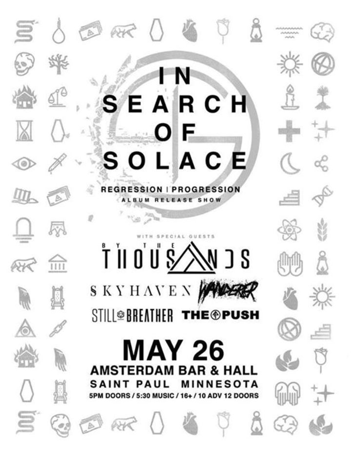 In Search Of Solace (ISOS) Tour Dates