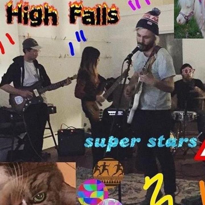 High Falls Tour Dates