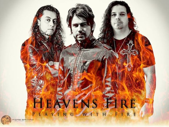 HEAVENS FIRE Tour Dates