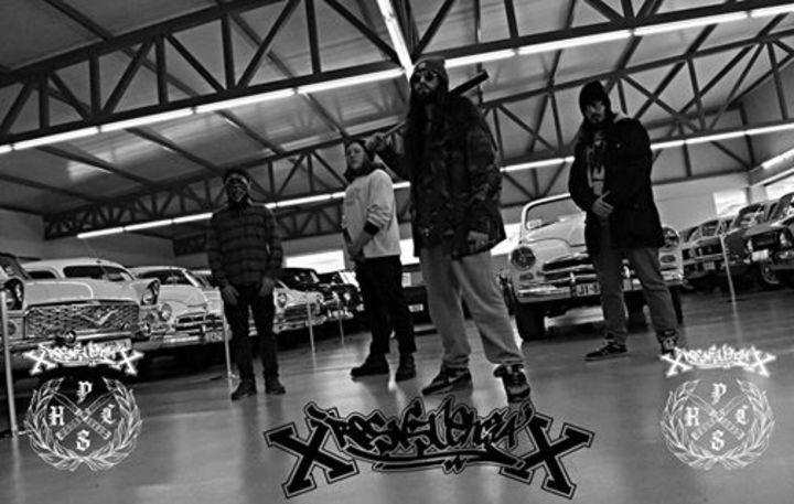 xResistenciAx Tour Dates