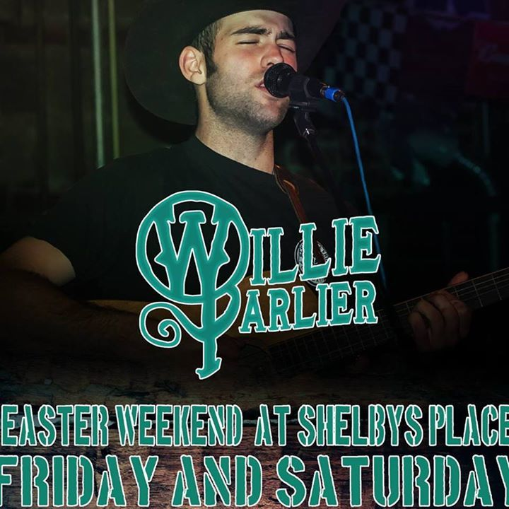 Willie Parlier Tour Dates