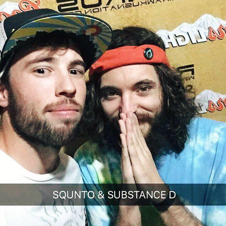 Substance D Tour Dates