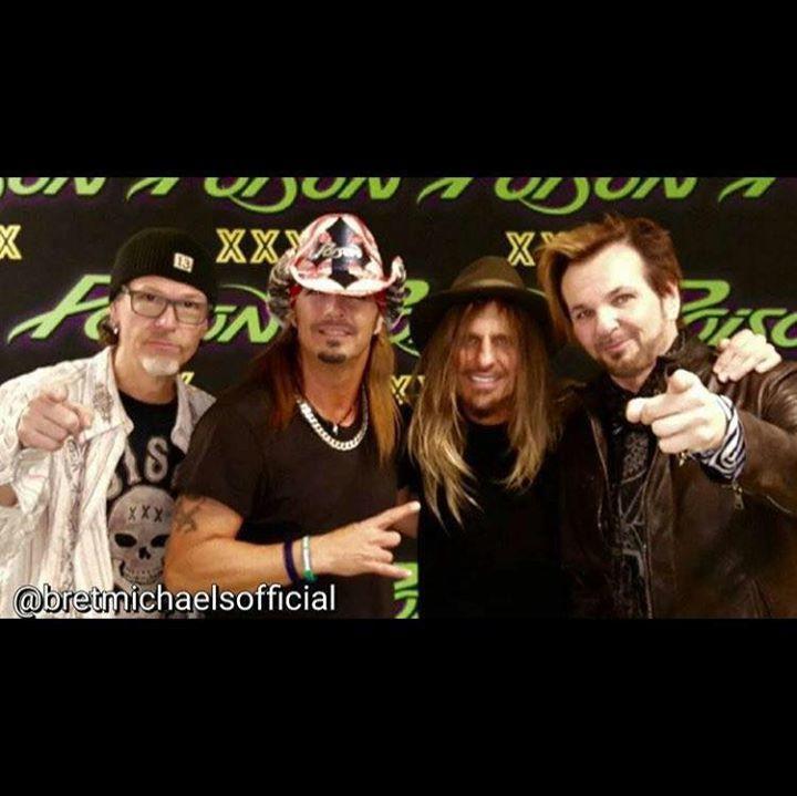 Bret Michaels Fallen Angels Tour Dates
