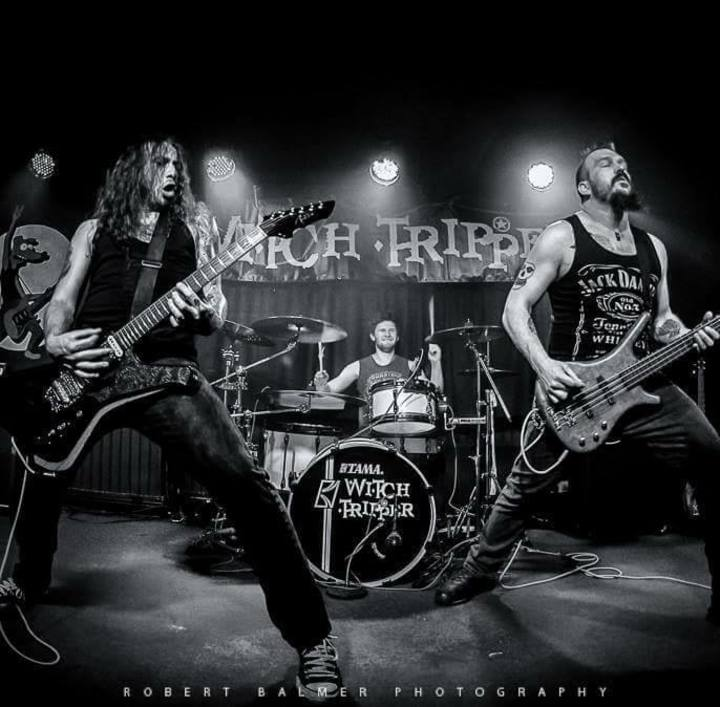 Witch Tripper @ O'Riley's - Hull, United Kingdom
