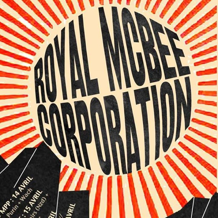 ROYAL McBEE CORPORATION Tour Dates