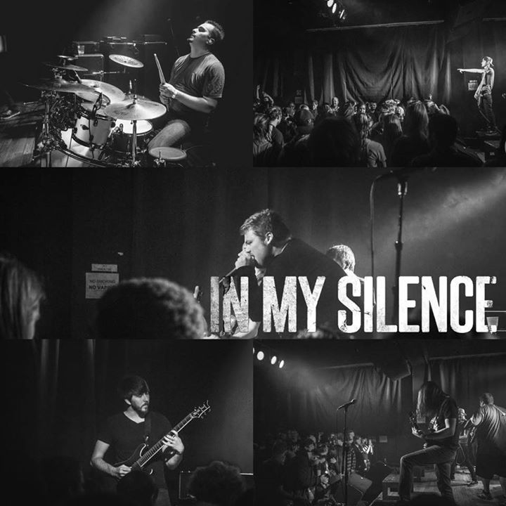 In My Silence Tour Dates