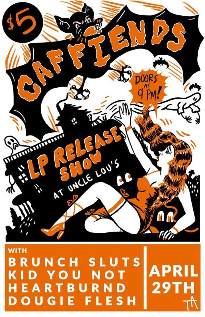 CafFiends Tour Dates