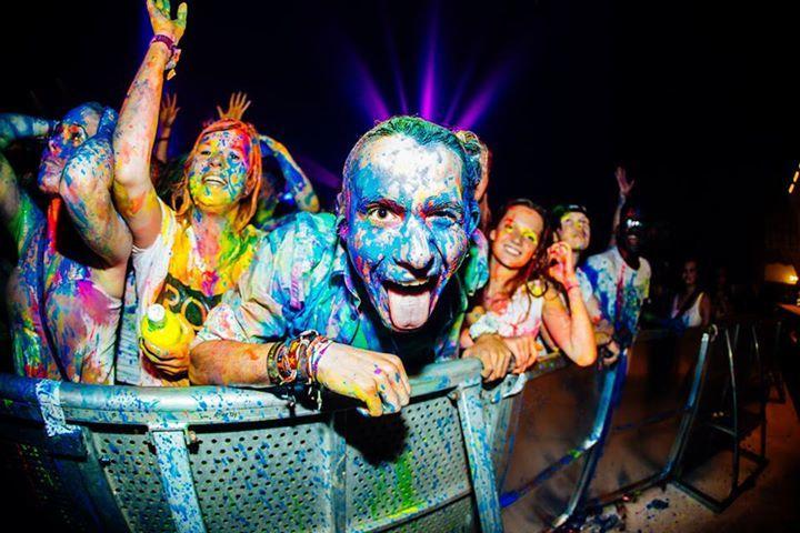 Neon Splash - America Wildest Glow Paint Party Tour Dates