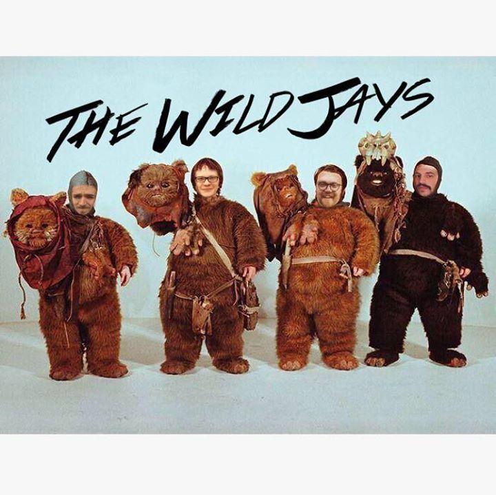 The Wild Jays Tour Dates