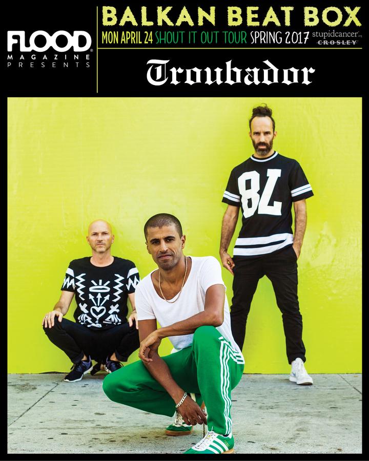 Balkan Beat Box @ Troubadour - West Hollywood, CA