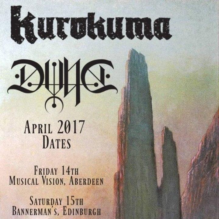 Kurokuma Tour Dates