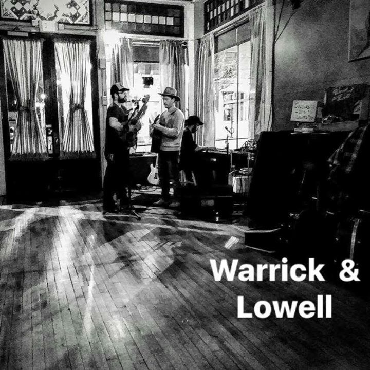 Warrick & Lowell Tour Dates