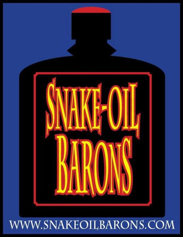 Snake Oil Barons Tour Dates