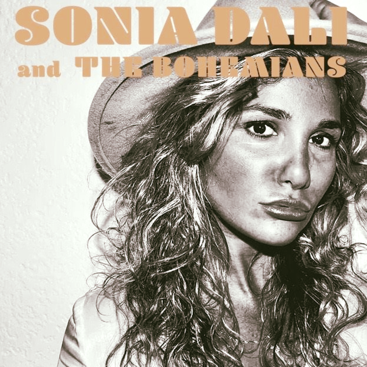 Sonia dali Tour Dates