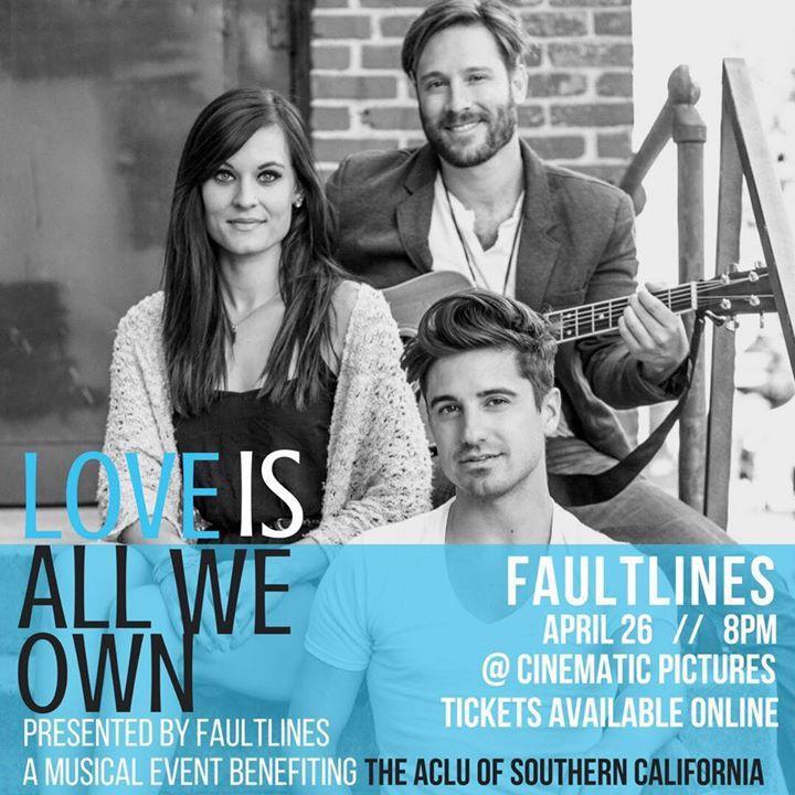 Faultlines Tour Dates